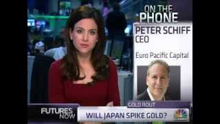 Peter Schiff On Japan - Falling Prices Are Great For Your Economy