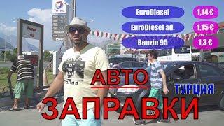 видео: Цены на Бензин и Дизель в Турции. АЗС Анталии. Сервис на заправке. №79 #NazarDavydov