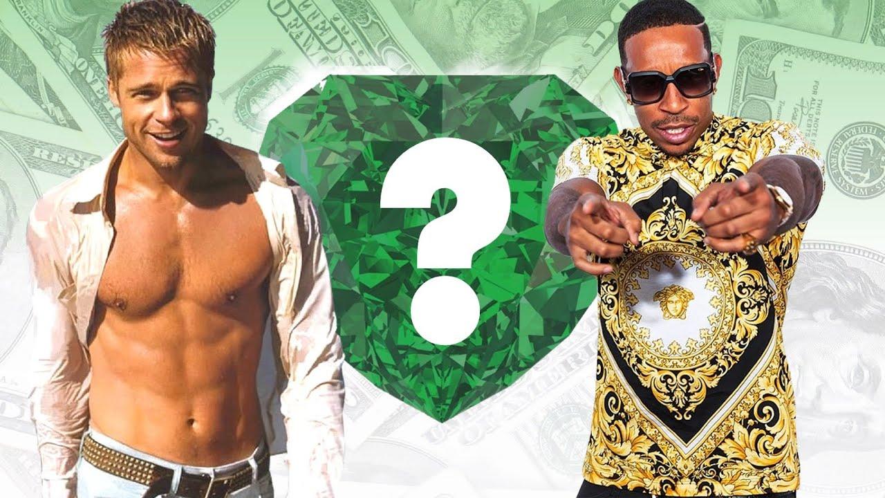 WHO'S RICHER? - Brad Pitt or Ludacris? - Net Worth ...