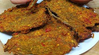 Cách Làm Thịt Heo Khô Thơm Ngon Để Được Lâu Đón TẾT 2020