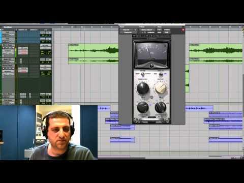 Mixing Guitar & Bass - Webinar with Yoad Nevo