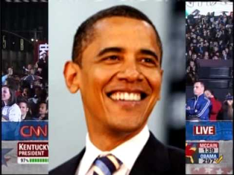 US Presidential Elections 2008 Barack Obama 44th President of the United States