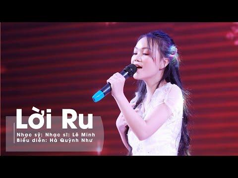 Hà Quỳnh Như 2020   Lời Ru - video 4K   Khám Phá Xứ Nghệ