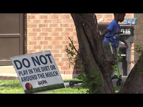 SHOCKER: Black Neighborhood Built On Toxic Lead