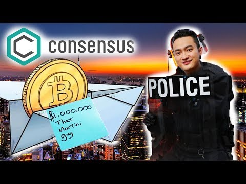 Consensus 2019 Overview VLOG! $1m Bitcoin 2020!?