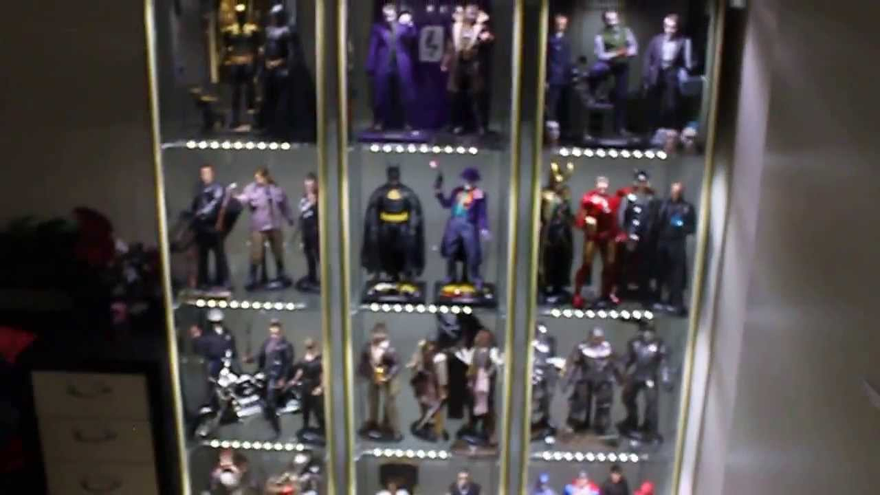 Hot Toys collection update July 2013  YouTube