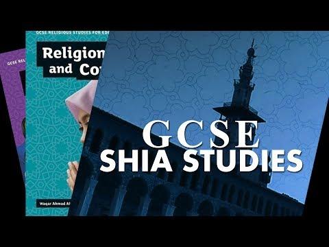 GCSE Shia Studies