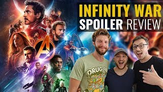 'Avengers: Infinity War' SPOILER Review - Movie Podcast