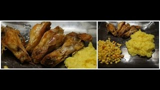 How To Cook Crispy Chicken Wings In The Oven