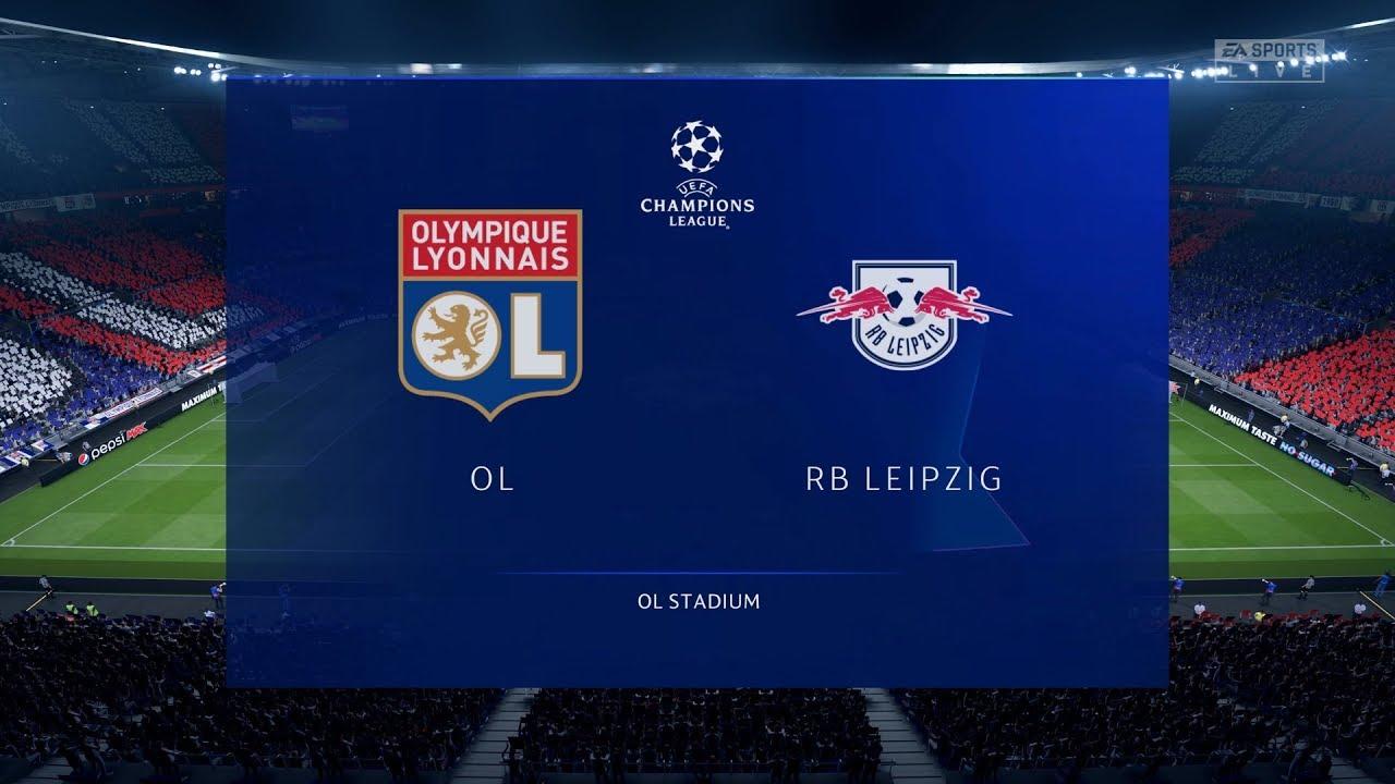 Rb Leipzig Gegen Lyon
