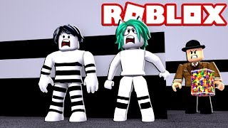 CAMUFLAJE INVISIBLE en FLEE THE FACILITY | ROBLOX 😂
