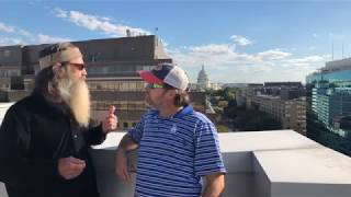 Phil Robertson LIVE in the D.C. swamp