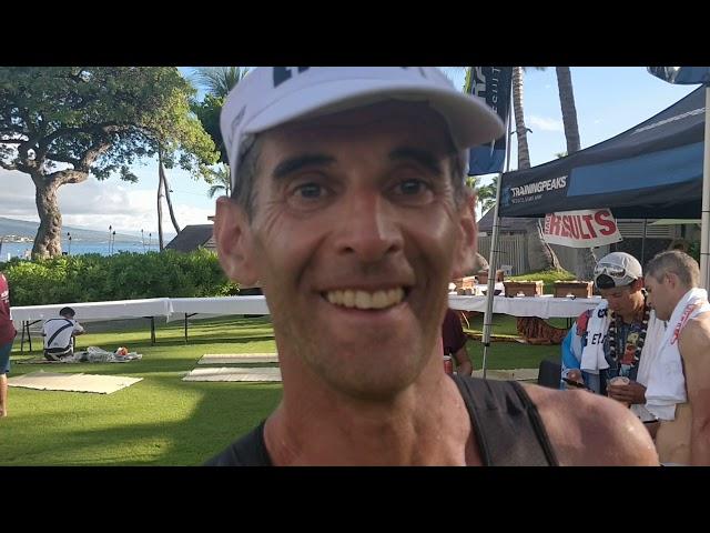 Koen Van Rie wereldkampioen Ironman