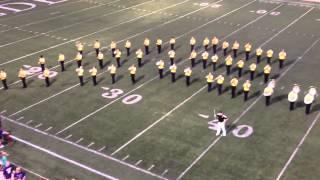 Upper Arlington Marching Band 1982 Divas 2013