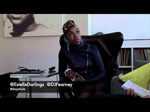 Estelle Interview with DJ Fearney  - Deja Vu fm
