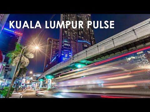 Kuala Lumpur Pulse - timelapse