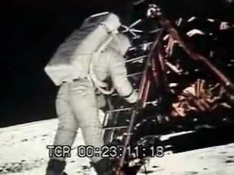 First Moon Walk - clip 1347