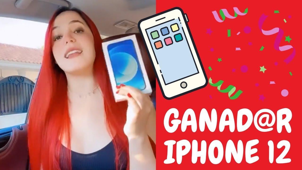 GANAD@R DE IPHONE 12 📱 🎉