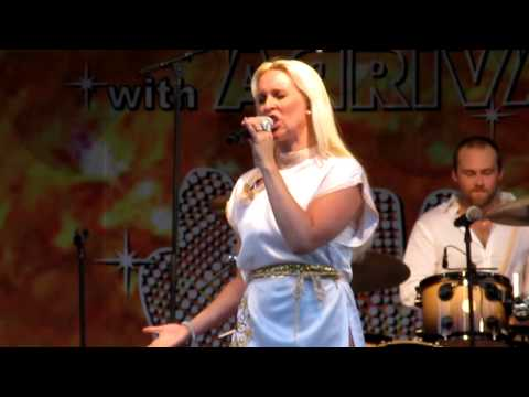 The Winner Takes It All by ABBA Tribute Arrival from Sweden