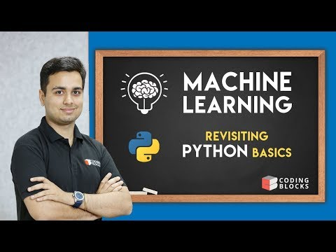 Python for Machine Learning in just 15 Minutes !