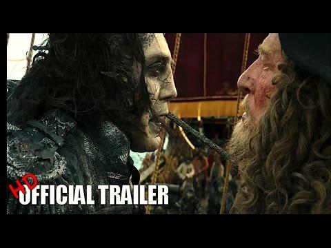 PIRATES OF THE CARIBBEAN: Dead Men Tell No Tales - Movie Clip Trailer 2017 HD