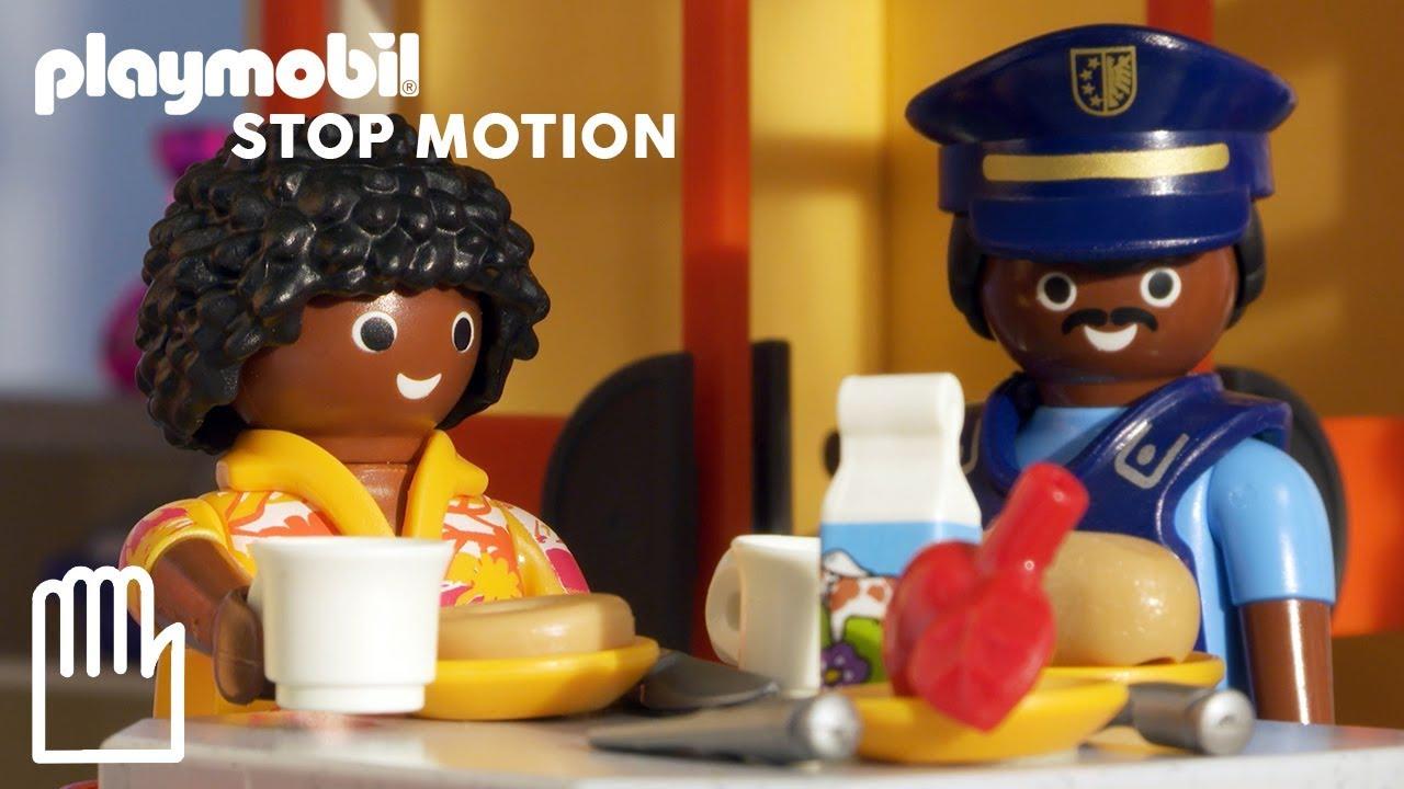 playmo high folge 5 s1 der neue polizei porsche 911 carrera 4s playmobil youtube. Black Bedroom Furniture Sets. Home Design Ideas