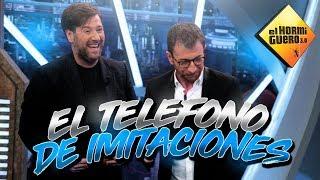 El teléfono de imitaciones - Carlos Latre - El Hormiguero