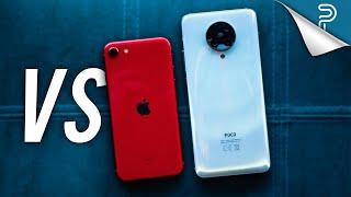 iPhone SE vs Poco F2 Pro: Sorry Apple..