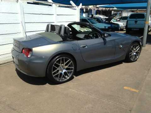 2007 Bmw Z4 2 5 Si Auto Convertaible Auto For Sale On