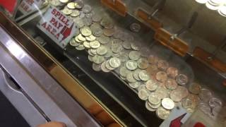 FLIP-IT Coin Pusher Casino Game
