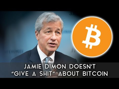 Jamie Dimon is Missing the Value of Bitcoin