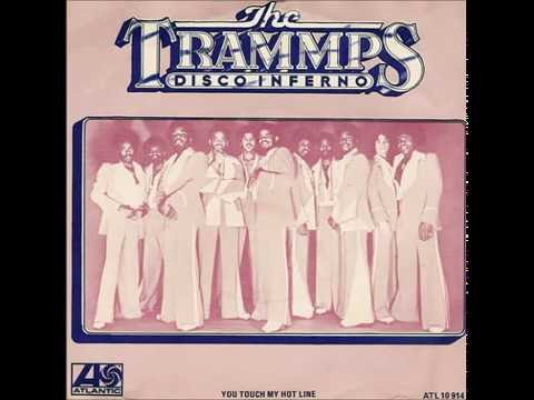 The Trammps - Disco Inferno ( Acapella & Instrumental Back Vocals Studio Versions )