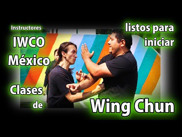 Instructores de IWCO-México, listos para iniciar clases de Wing Chun en CDMX y Michoacán