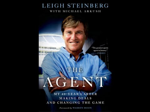The C.S. Podcast: Leigh Steinberg interview (Super Sports Agent/Author)