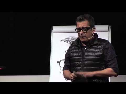 Ni quan dormo deixo de pensar: Andreu Buenafuente at TEDxReus
