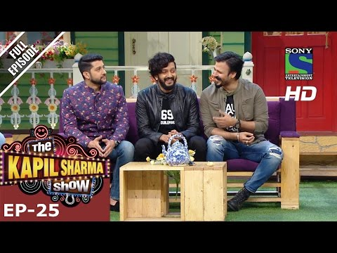 The Kapil Sharma Show -    Ep-25-Great Grand Masti with Kapil16th July 2016