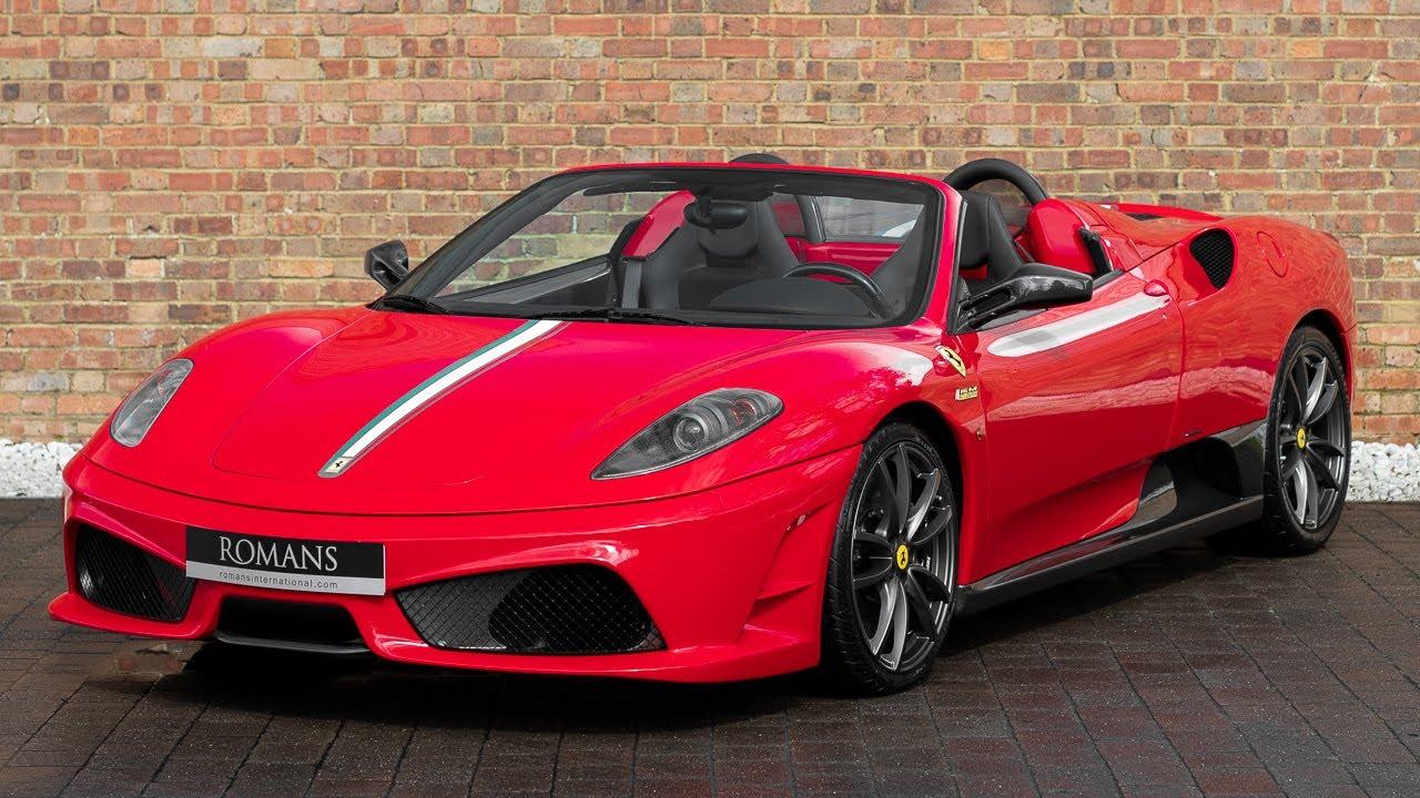 2009 Ferrari 430 Scuderia Spider 16m Rosso Corsa Walkaround Interior Exhaust Sound Youtube