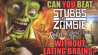 VG Myths - Can You Beat Stubbs the Zombie Without Eating Brains?