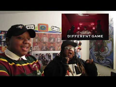 Jackson Wang 'Different Game' ft. Gucci Mane Teaser 1&2 REACTION
