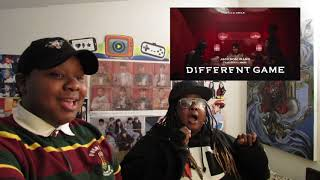 Jackson Wang 'Different Game' ft. Gucci Mane Teaser 1&2 REACTION Video