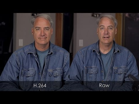 Comparing Magic Lantern Raw vs H.264 on My Canon 5D Mark III