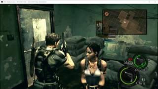 Resident Evil 5 [GAMEPLAY] [FBO Fixes] [RPCS3 v0.0.3-3-3a1b54d]