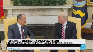 Trump and Russia investigation: