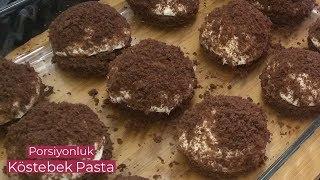 Porsiyonluk Köstebek Pasta - Naciye Kesici - Yemek Tarifleri