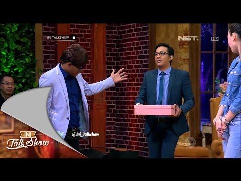 Ini Talk Show 22 Juni 2015 Part 5/6 - Vicky Shu, Rangga Azof, Rangga Moela dan Kimberly Ryder