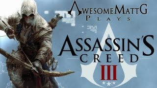 """Let's Play: Assassin's Creed 3 (039) """"Meeting Haytham"""""""