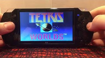 8GB 4.3'' 32Bit 10000 Games Built-In Portable Handheld Video Game Console Player | Review