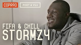 FIFA and Chill with Stormzy | Poet & Vuj Present