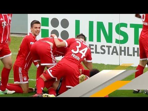 Regionalliga Derby 1860 München - FC Bayern LIVE