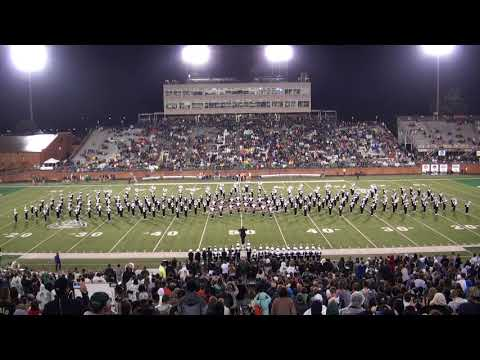 Ohio University Marching 110 Halftime Show, September 2, 2017